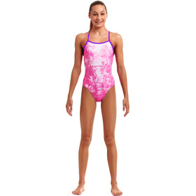 Funkita Strapped In Swimsuit Girls, perfect paradise